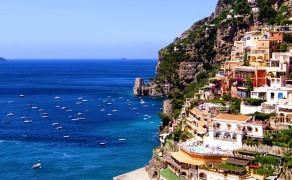 The Amalfi Coast & Isle of Capri, Italy