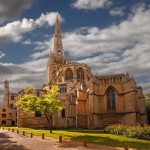 Norwich Cathedral is over 900 years old and a fine example of Norman architecture