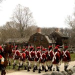 watching history come alive in Concord – Massachusetts